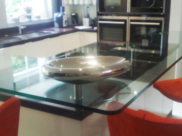 Glass Breakfast Bars Kitchen Breakfast Bars Essex